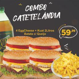 Combo Catetelândia