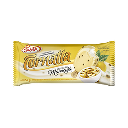 Picolé Tornatta Mousse Maracujá