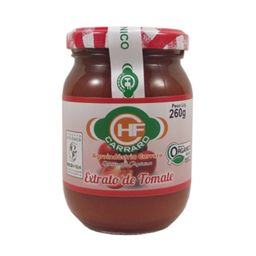 Extrato Tomate 260g Hf Carr.