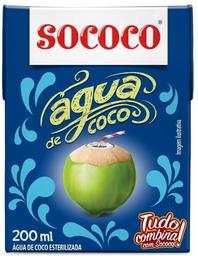 Água de coco - Sococo