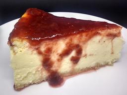 Bolo: cheesecake