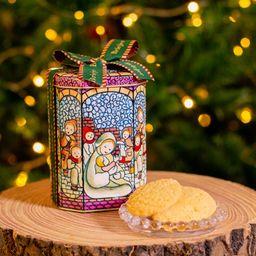 Lata Biscoitos Amanteigados | Capela