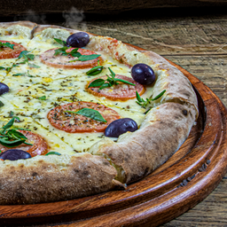 Pizza margherita - grande