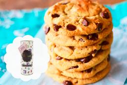Cookie de Baunilha - Lata 200g