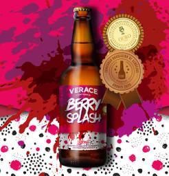 Berry splash - fruit beer - 500ml