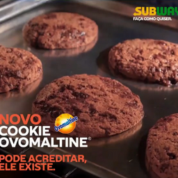 Cookie de Ovomaltine