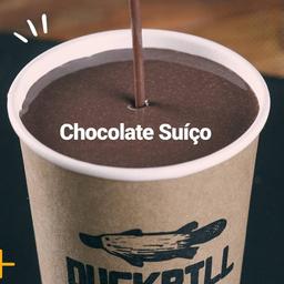 Chocolate Suíço Zero Açúcar