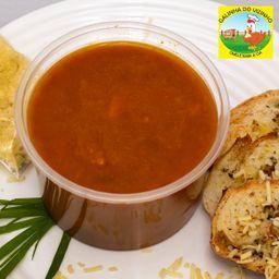Sopa de Abóbora Cabotian e Carne - 500 ml