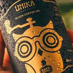 Black Coffee IPA  1L