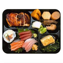 Terça aos Domingos: Sashimi Bentô