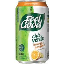 Chá Feel Good Laranja com Gengibre 350ml