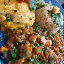 Lentilha com Cenoura - 300g