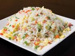 Arroz Chop Suey com Carne