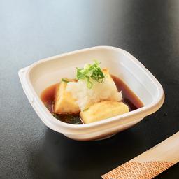 Aguedashi-tofu(揚げ出し豆腐)