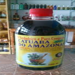 Xarope Catuaba  do Amazonas - 500ml