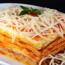 Lasagne de bolonhesa congelada