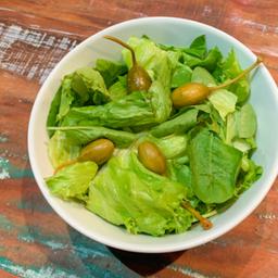 Salada Verde com Alcaparrones