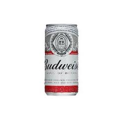 Cerveja Budweiser - 269 ml