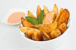 Porção Batatas Rusticas
