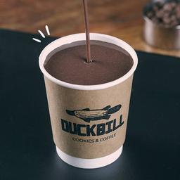 Chocolate quente suíço