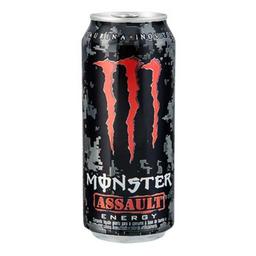 Monster Assault 473ml