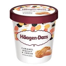 Hãagen Daz Caramelo com Biscoito e Creme  473ml