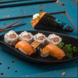 Combo Temaki e Mix Sushi