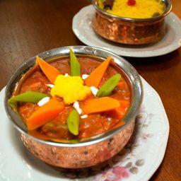 Mix Veg Curry - 2 Pessoas