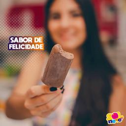 Picolé Leite Chocolate