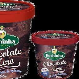 Rochinha chocolate zero pote