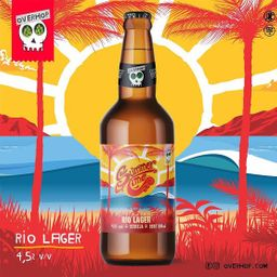 Summer Time - Rio Lager - 500ml - Overhop