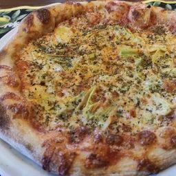 Pizza Carciofini - Média