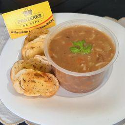 Sopa de Feijão (500ml)
