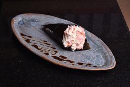 Temaki Camarão com Cream Cheese
