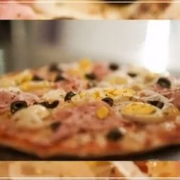 Pizza Portuguesa.