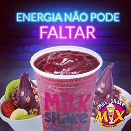 Milk Shake Açaí