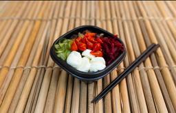 Poke Vegetariana Zui