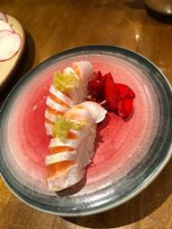 Sushi Toro Barriga De Salmão
