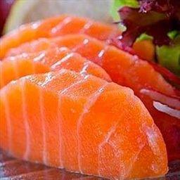 Porção - Sashimi de Salmão