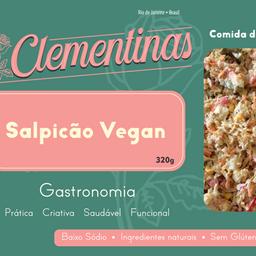 Salpicão Vegan Low Carb