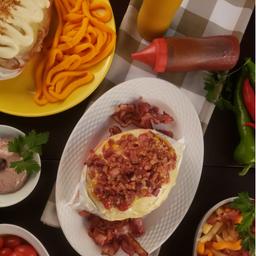 Exagero de Bom (Tradicional + Bacon)