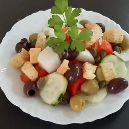 Panzanella - Salada Italiana