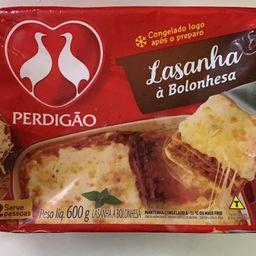 Lasanha Perdigão Bolonhesa 600g