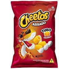 Cheetos tubo cheddar - 37g