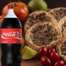 Combo coca-cola.