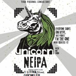 Unicorn - Neipa - Growler 1L