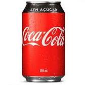 Coca-Cola sem Açúcar - 350 ml