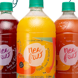 Suco de Laranja New Frut - 1L