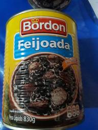 Feijoada Bordon 830g
