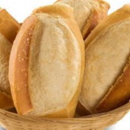 5 Pão Francês